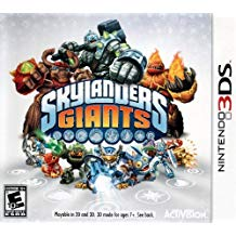 3DS: SKYLANDERS GIANTS (SOFTWARE ONLY) (COMPLETE)
